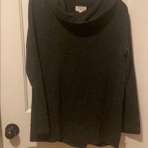 Lou & Grey Cowl Neck Sweater